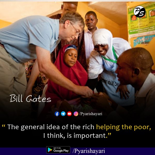 bill gates images with quotes